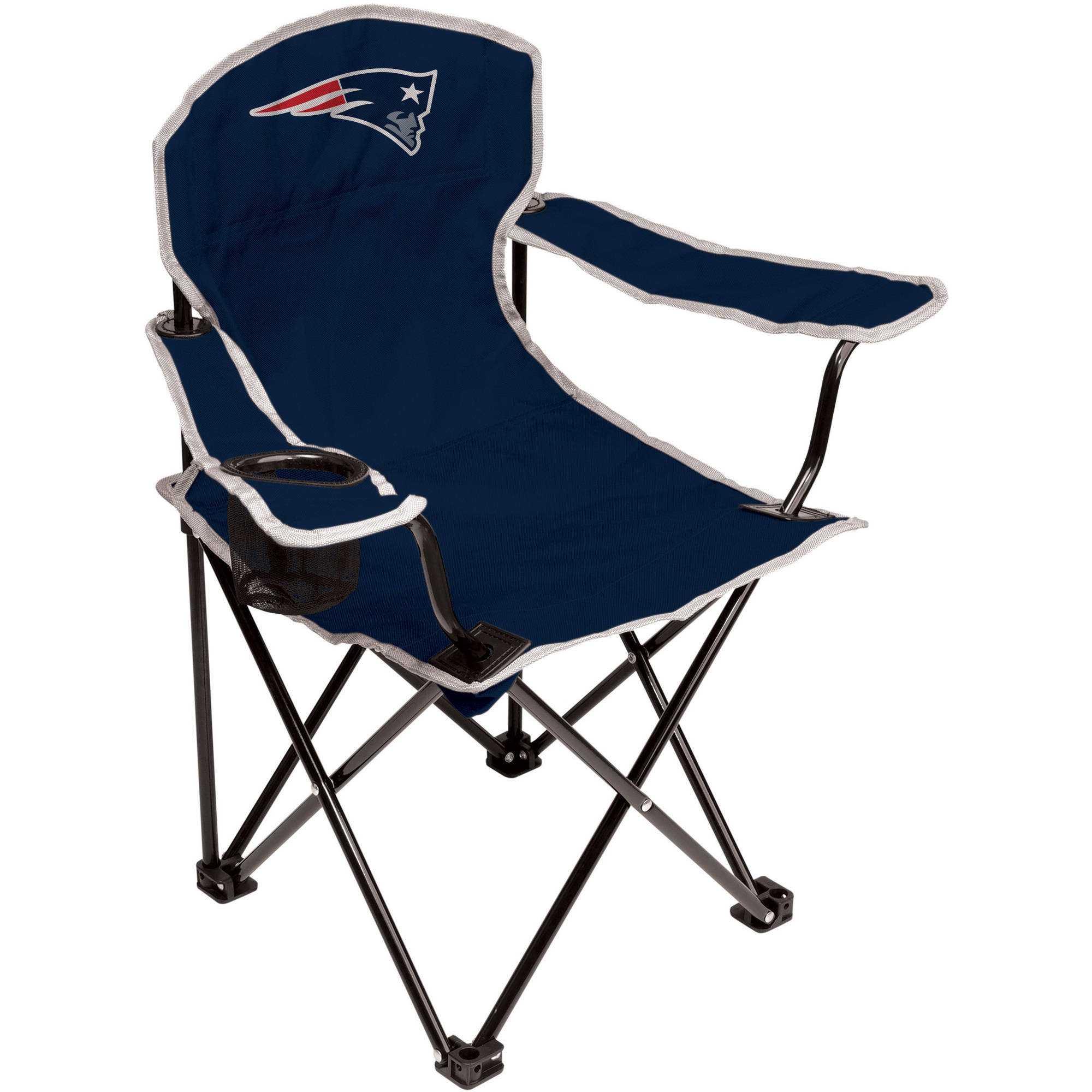 NFL New England Patriots Youth Size Tailgate Chair from Coleman by Rawlings