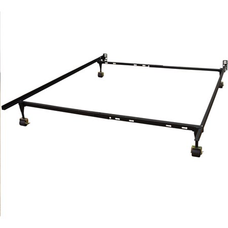 modern sleep standard adjustable metal bed frame multiple sizes