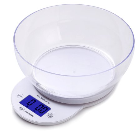 kitchen scale woodsam white digital food jewelry or postal scale