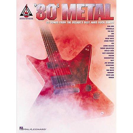 Hal Leonard 80s Metal - Hal Leonard 80s Metal Guitar Tab Songbook
