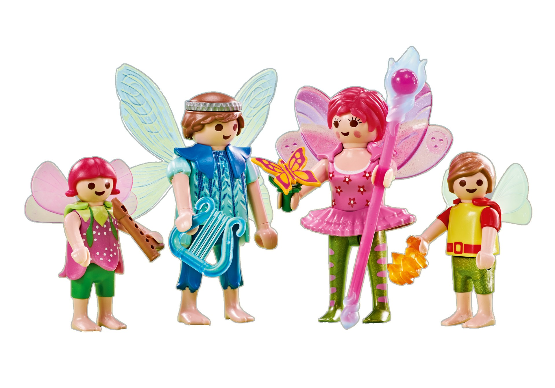 Playmobil Add On #6561 Fairy Family New Factory Sealed by Playmobil