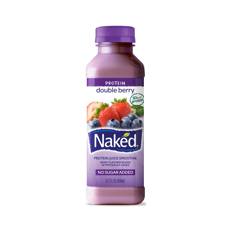 Naked Juice Protein Smoothie, Tropical Protein, 15.2 oz