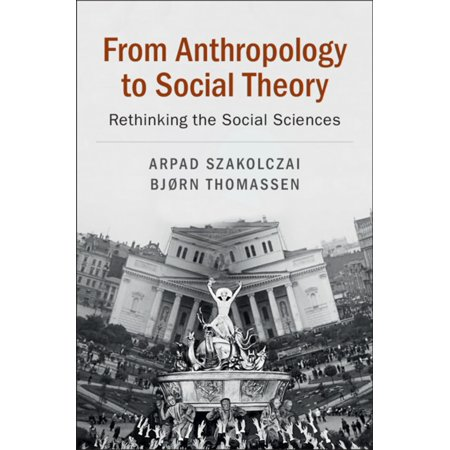 From Anthropology to Social Theory - eBook