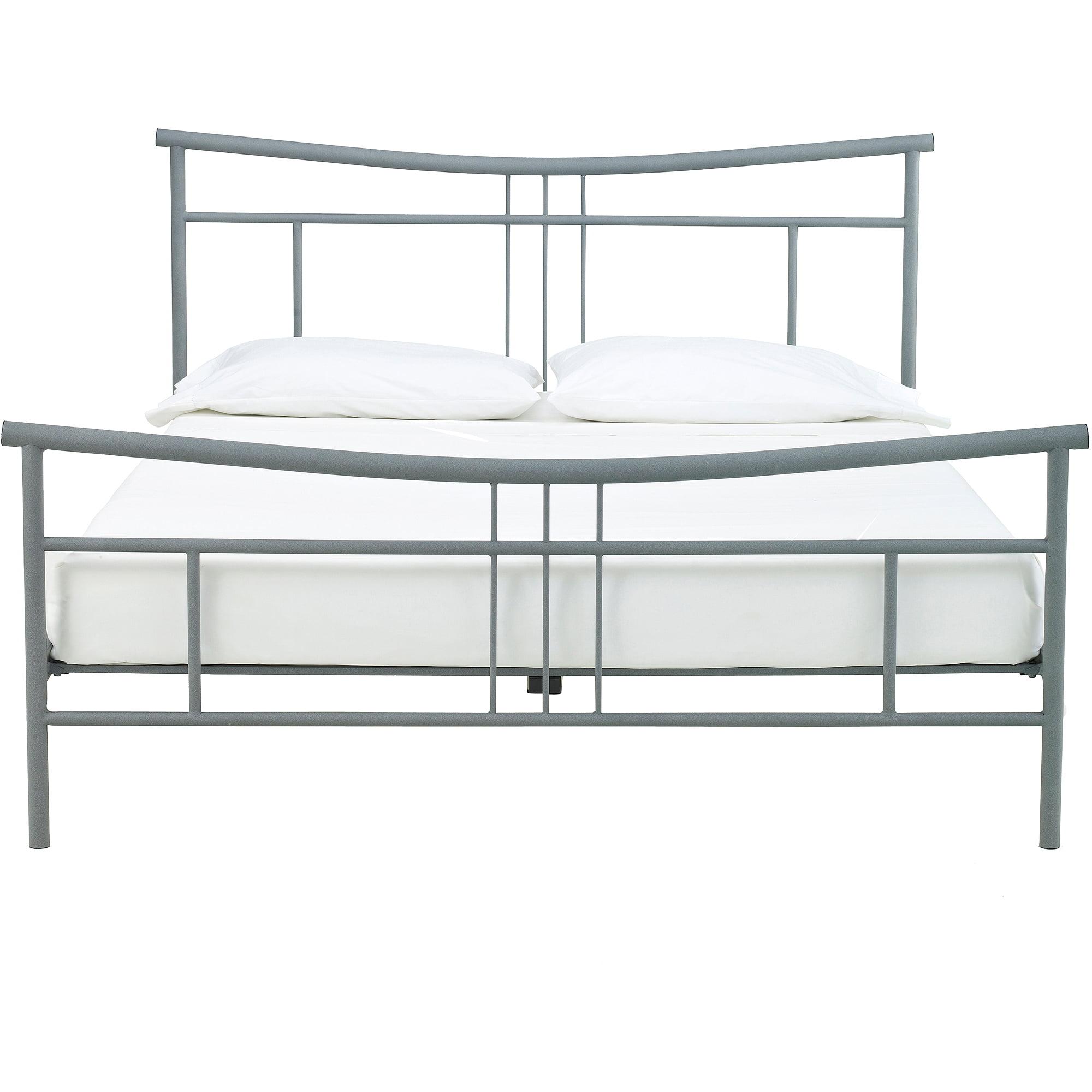 premier annika metal platform bed frame, twin (box 1 of 2