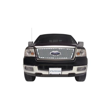 Putco Ford Mustang (Putco 84342 Billet Grille For Ford Mustang, Stainless Steel Grille Insert)