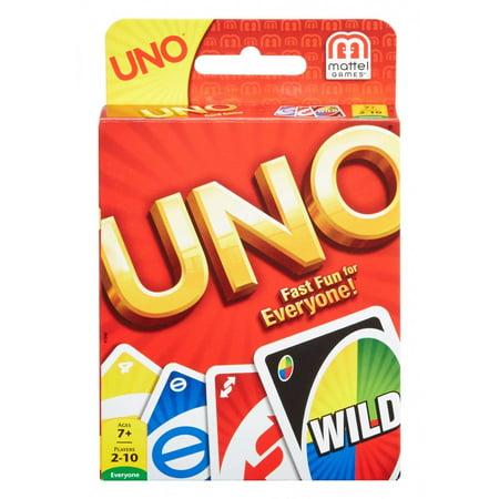 - Walmart- Uno Card Game