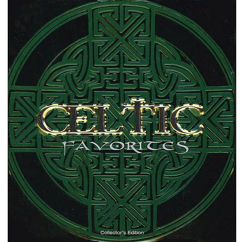 Celtic Favorites - Celtic Favorites [CD]
