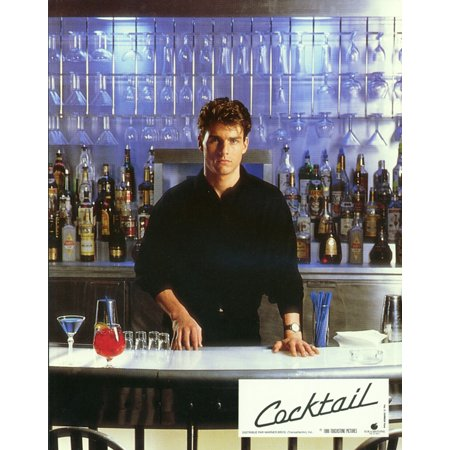 Cocktail  1988  11X14 Movie Poster  French