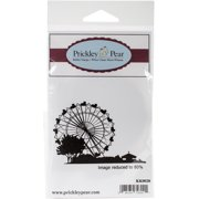 "Prickley Pear Cling Stamps 4""X2.75""-Ferris Wheel"