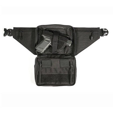 Blackhawk Assault Pack (BLACKHAWK! Nylon Concealed Weapon Fanny Pack Holster - Ambidextrous )