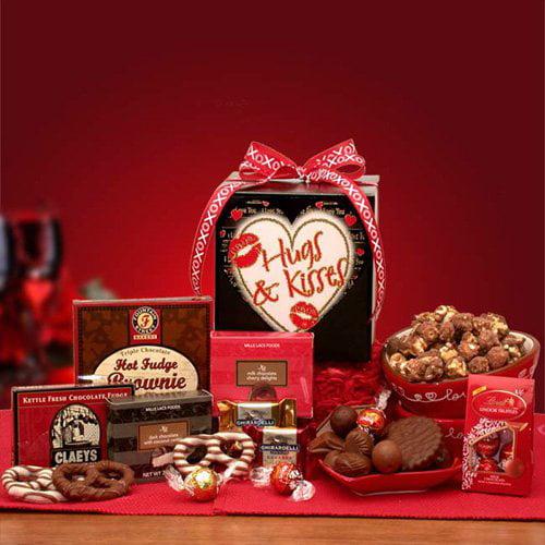 Hugs & Kisses Valentine Care Package