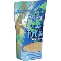 Sugar & Sweetener: Wholesome Organic Raw Cane Turbinado Sugar
