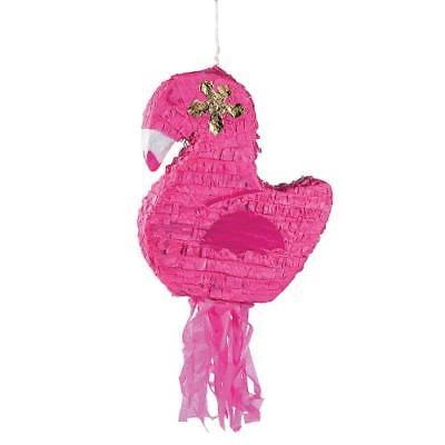 Flamingo Pull-String Pinata By Fun Express