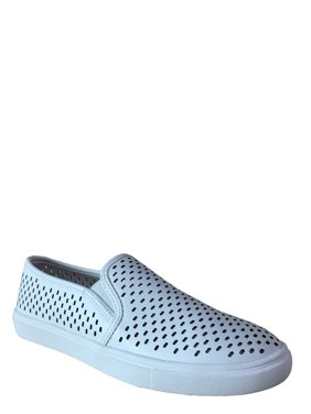 2ad1f1fbda Product Image Women's Time and Tru Perferated Twin Gore Slip On