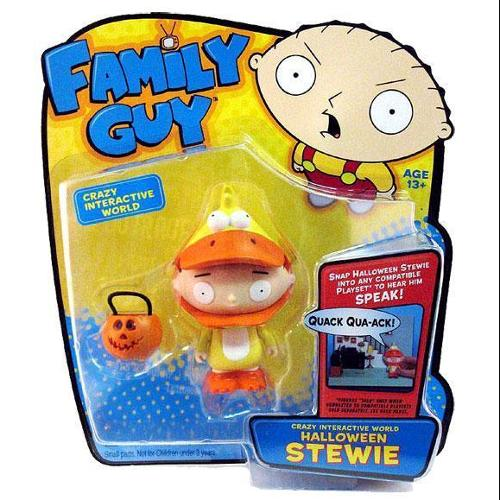 Family Guy Voice Activated Series 1 Stewie Action Figure [Halloween]](Stewie Griffin Halloween)