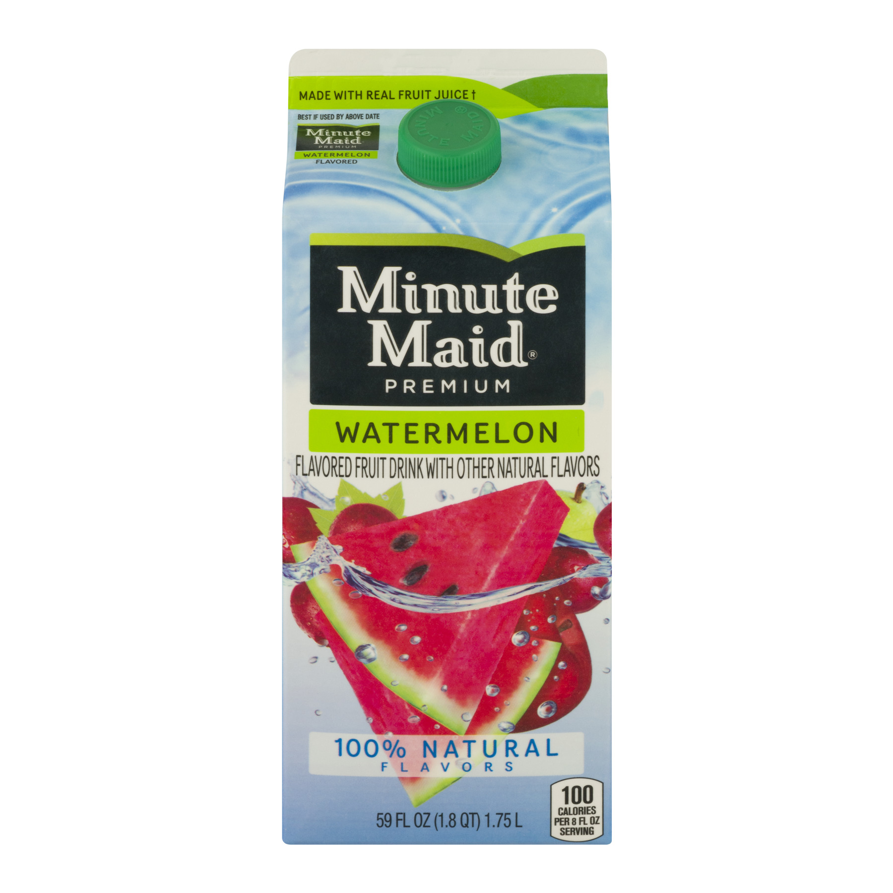 Minute Maid Premium Fruit Drink Watermelon, 59.0 FL OZ