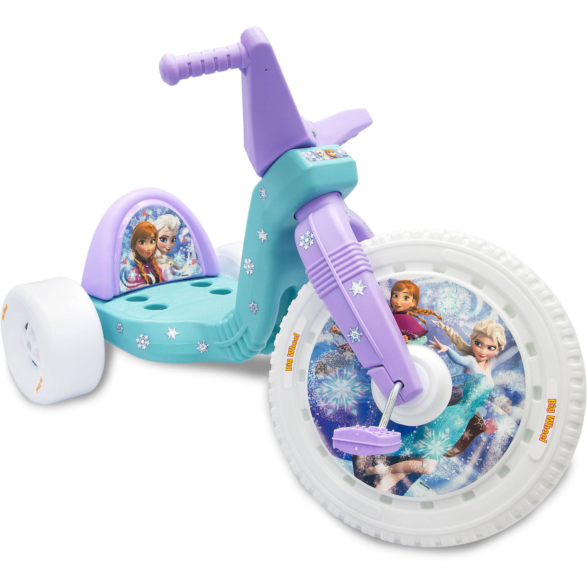 Disney Frozen Big Wheel