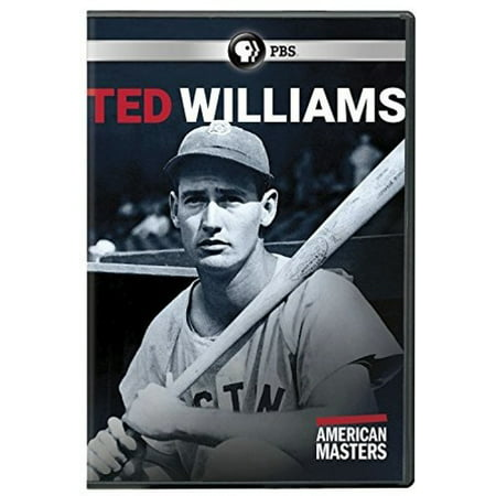 American Masters: Ted Williams (Ted Williams Cover)