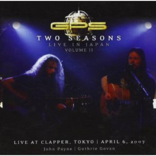 Gps - Two Seasons Live in Japan Volume Two [CD]