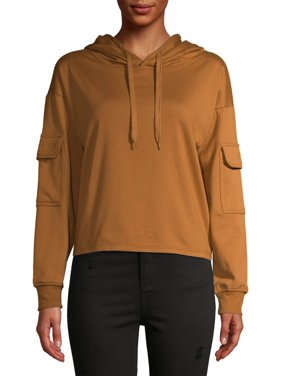 Derek Heart Juniors' Cargo Pocket Hoodie