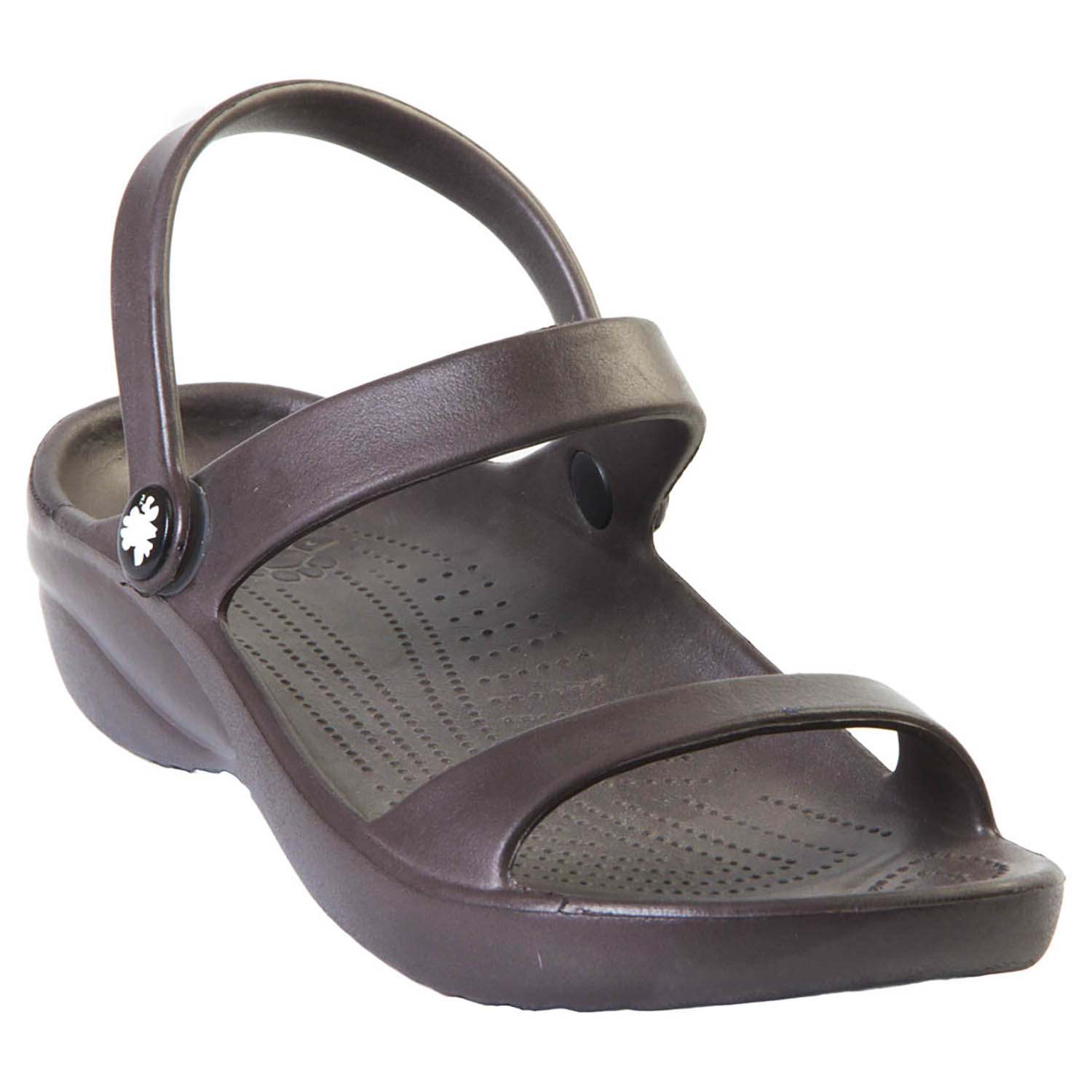 Dawgs Womens' 3-Strap Sandals