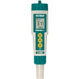 Residual Chlorine Meter (Extech (CL200) Exstik Direct Digital Reading Chlorine)