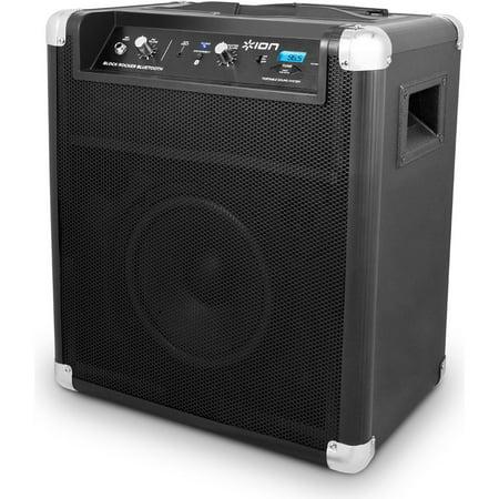 sound system at walmart. ion audio ipa56 block rocker bluetooth wireless portable sound system at walmart