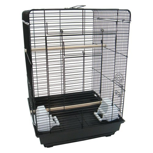 YML 3/8 in. Flat Top Bird Cage