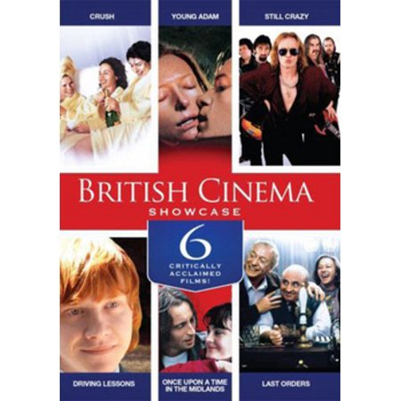 British Cinema Showcase (DVD)
