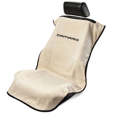 SeatArmour Camaro Tan Seat Armour Chevrolet Camaro Seal
