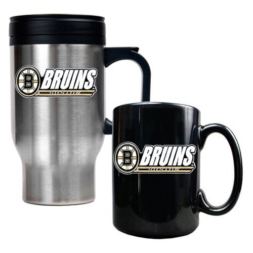 Great American NHL Travel and Ceramic Mug Set