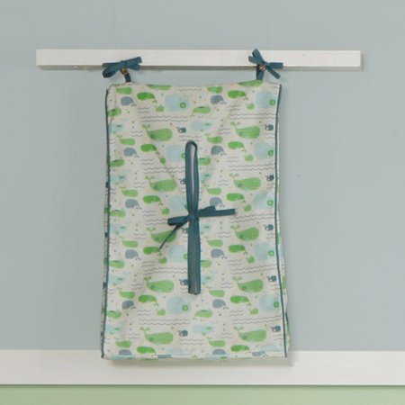 MiGi - Little Whales Diaper Stacker