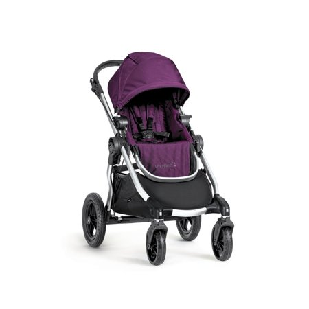 Bugaboo Cameleon Baby Stroller (Baby Jogger City Select Lightweight Folding Compact Baby Stroller, Amethyst )