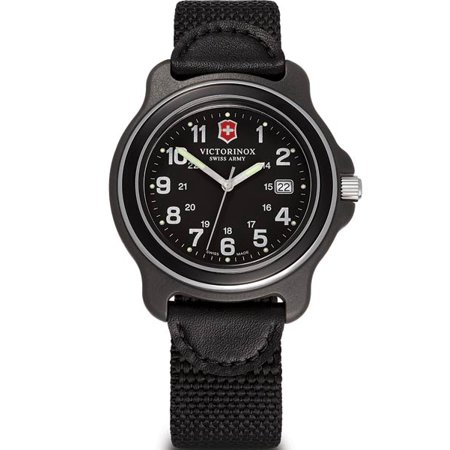 Caravelle Black Dial - Victorinox Original XL - Anniversary Edition - Black Dial - 43mm