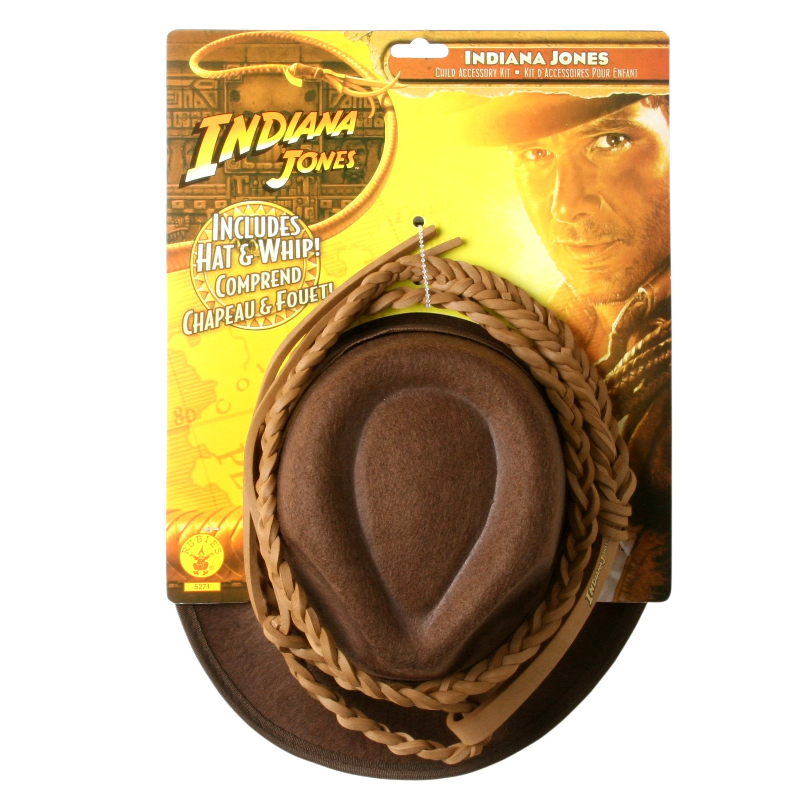 Indiana Jones - Indiana Jones Accessory Kit Child