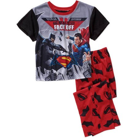 fe3314387ce7 Star Wars - Boys  2 Piece Short Sleeve Poly Pajama Sleepwear Set ...