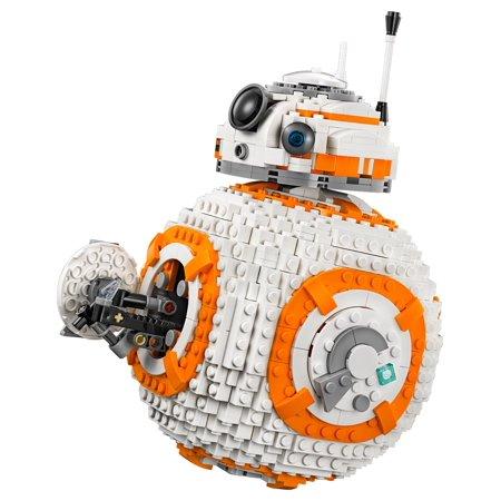 Best LEGO Star Wars TM BB-8 75187 Building Set (1,106 Pieces) deal