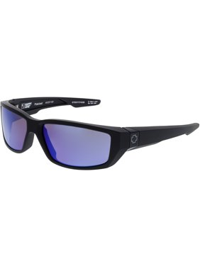 0dae3b0f3ad45 Product Image Spy Men s Polarized Dirty Mo 670937374280 Black Rectangle  Sunglasses