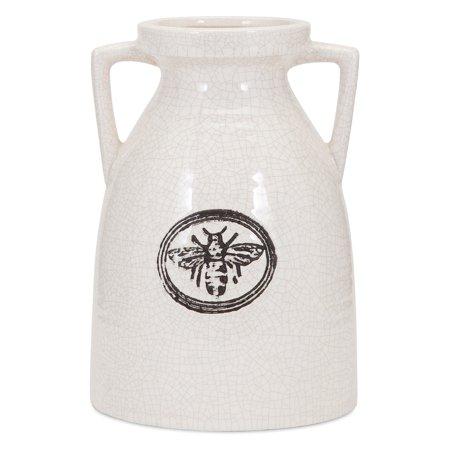 Trisha Yearwood Honey Bee Ceramic Vase