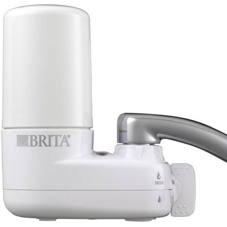 brita basic on tap faucet water filter system bpa free. Black Bedroom Furniture Sets. Home Design Ideas
