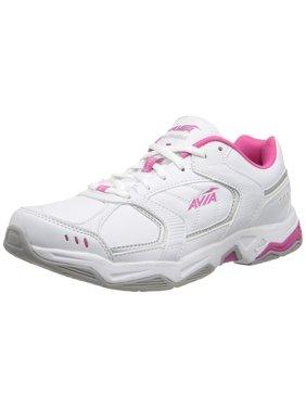 White Avia Womens Shoes Walmart Com