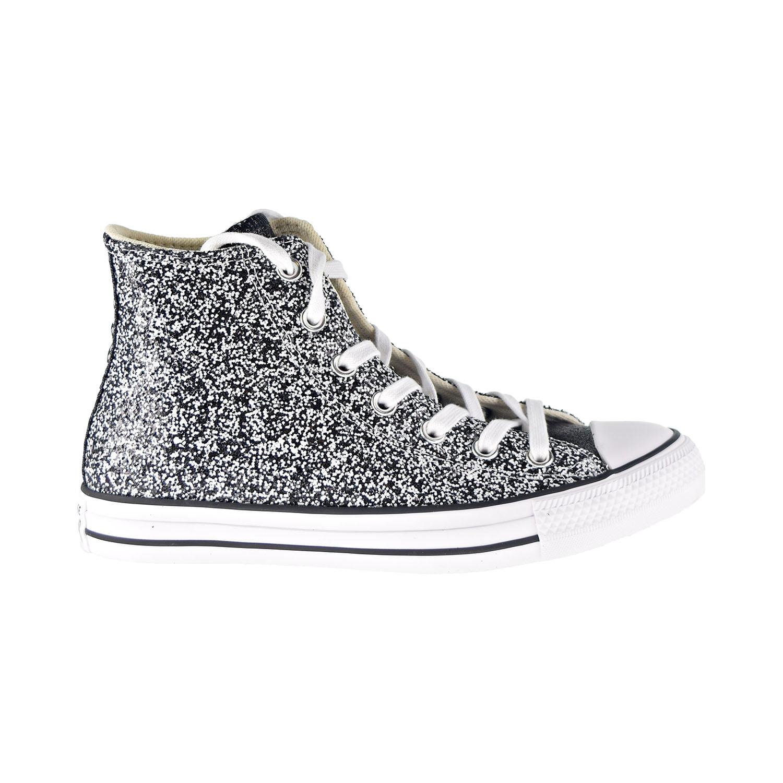 Converse - Women's Converse Chuck Taylor All Star Glitter High Top - Walmart.com
