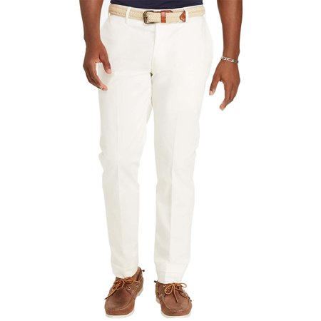 Fit Ralph Polo Lauren Classic 32 X Pants Off Stretch White Chinos 4jL5AR