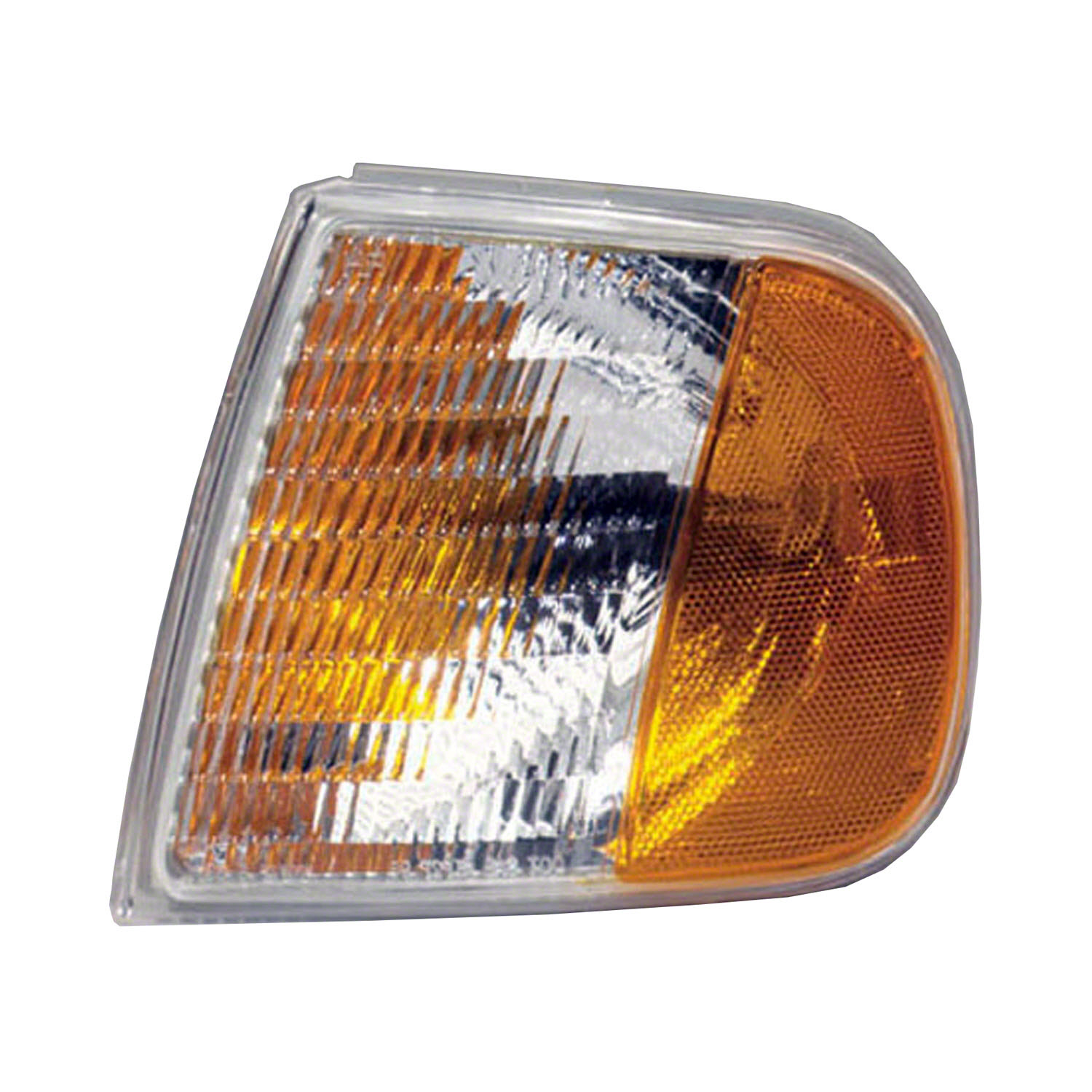1997-1997 Ford F-150  Driver Side Left Parking and Signal Lamp F65Z13201AD-V