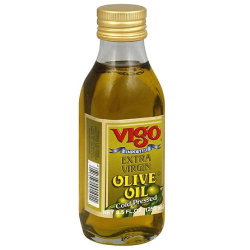 Vigo Extra Virgin Olive Oil, 8.5 fl oz, (Pack of 12) by Generic