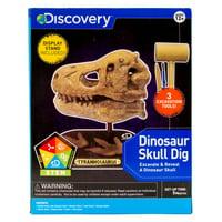 Discovery Kids Dinosaur Skull Dig Excavate Fossil Science Kit (Tyrannosaurus)