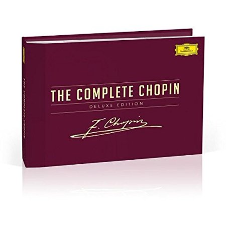 Complete Chopin (CD) (Includes DVD) (Limited Edition)