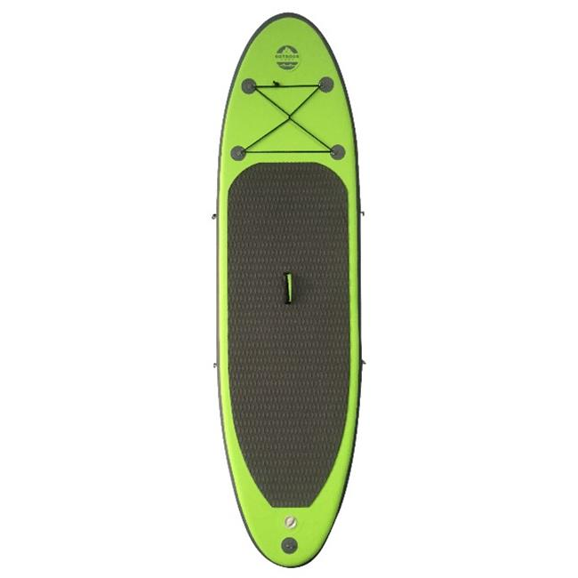 Outdoor Tuff OTF-8254SUP 8ft Inflatable Stand-Up Paddle Board by Outdoor Tuff