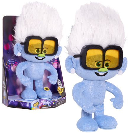 Trolls World Tour Tiny Diamond Dancer, Ages 3 +