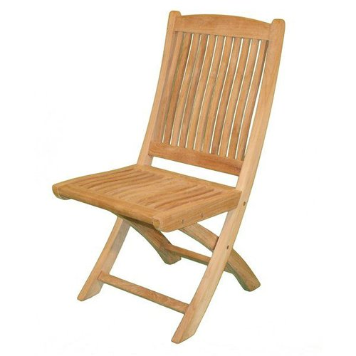 Jewels of Java JW0123H Harbor Outdoor Folding Dining Chair